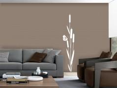 obrázek Samolepící dekorace-Kytka-08