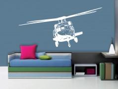 obrázek Samolepky na zeď-Letadlo-04