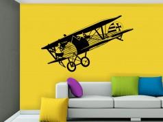 obrázek Samolepky na zeď-Letadla-05
