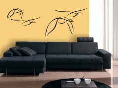 obrázek Silueta-Ptáci - 26